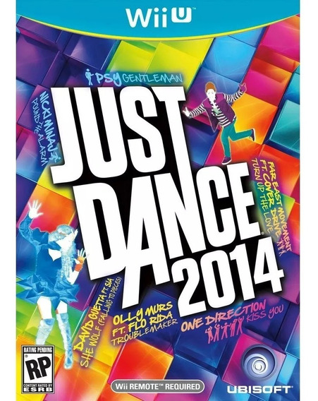 Just Dance 2014 / Wii U - Original E Lacrado!
