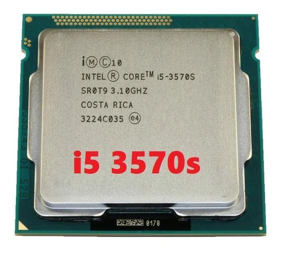 Processador Intel Core I5 3570s 3.1ghz Lga 1155 3º Geração
