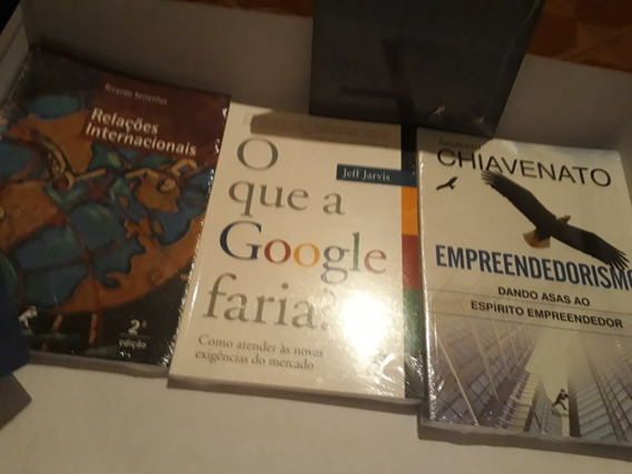 Kit De Livros De Administração ( Mundial)