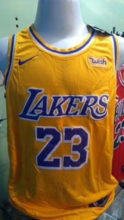 Camisa Nba Los Angeles Lakers Lebron James - Pronta Entrega