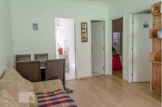 Casa Com 2 Dormitórios E 1 Garagem - Id: 892954946 - 254946