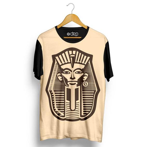 Camiseta Dep Faraó Egípcio Bege Original