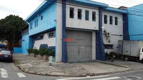 Predio Comercial Com Galpão Na Vila Guilherme 475m² - Ma1760
