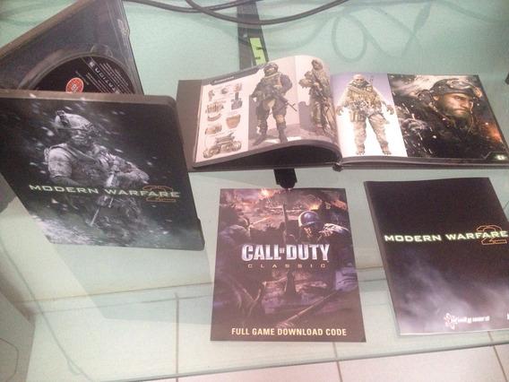 Jogo Call Of Duty Modern Warfare 2 Hardned Edition Ps3