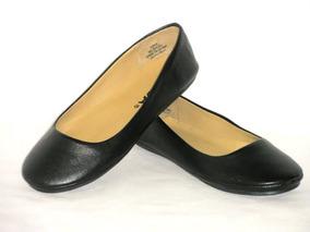 Zapatos De Piso Negros Veganos Flats Affar-s Artesanal Goth