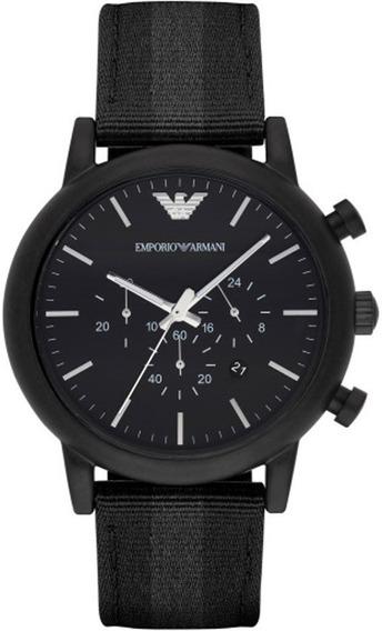 Reloj Original Caballero Marca Giorgio Armani Modelo Ar1948