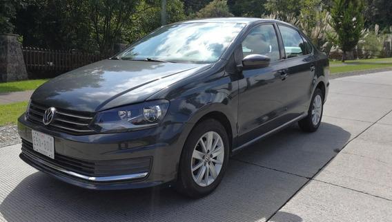 Volkswagen Vento 2017 Comfortline Std Factura De Volkswagen