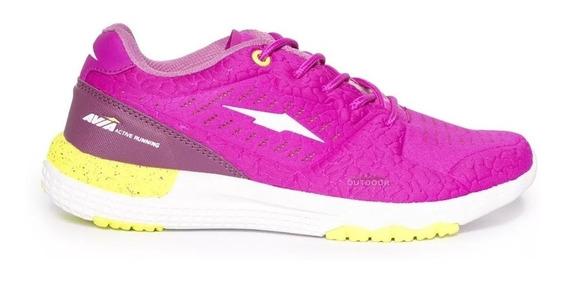 Zapatillas Running Mujer Femenino Avia Deportivas Funcional
