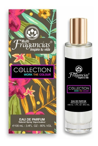 Perfume Locion Can Can 100ml By Multifr - mL a $600