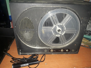 Proyector Antiguo Bell Y Howell Filmosonic
