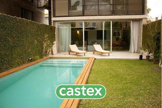 Casa Urbana Con Jardín Y Pileta En Venta En Belgrano R