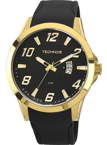 Relógio Masculino Technos Analógico Performance 2115kqa 8p