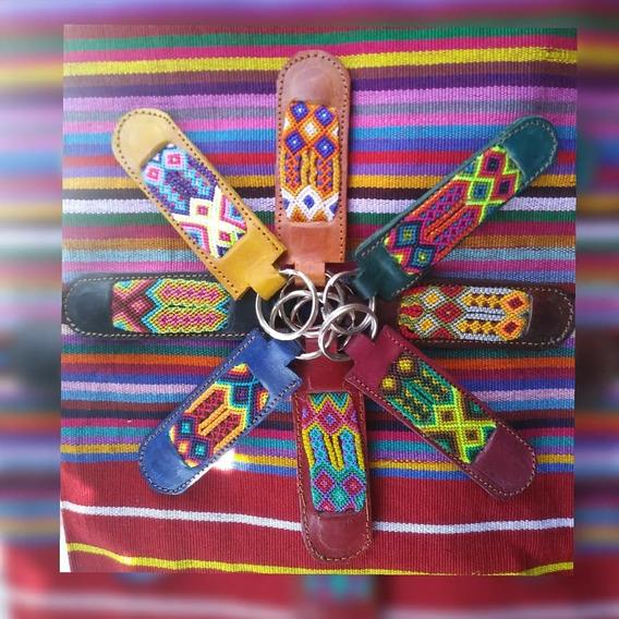 Llaveros Artesanales De Chiapas