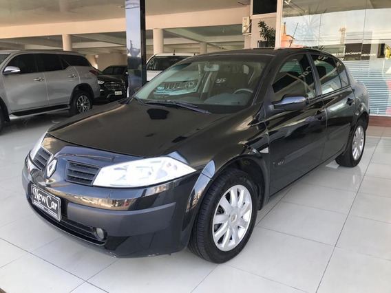 Megane Sedan Expression Hi-flex 1.6 16v