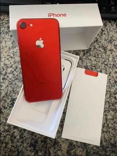 Apple iPhone 7 128gb Vermelho Edição Especial + Brinde
