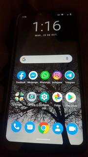 Motorola G7 Power De At&t + Cargador + Funda