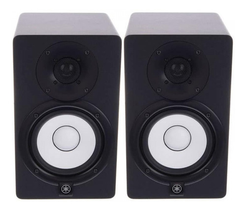 Imagen 1 de 4 de Par De Monitores De Estudio Yamaha Hs5 Mp Par De 5 Apareados