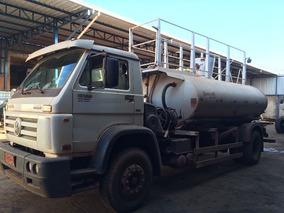 Volkswagem 17-190 4x2 Ano 2012/2013 Tanque Pipa Gascom