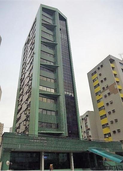 Ampla Sala À Venda - Boa Viagem - Recife/pe - Sa0260