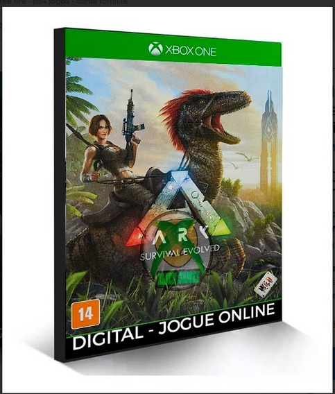 Ark Survival Evolved X Box One Digital