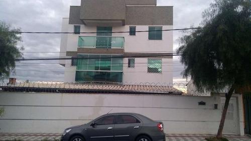Imagem 1 de 9 de Apartamento Com Área Privativa À Venda, 3 Quartos, 1 Suíte, 3 Vagas, Planalto - Belo Horizonte/mg - 105