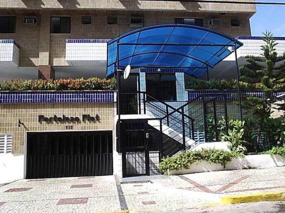 Apartamento Com 1 Suíte À Venda, 50 M² Por R$ 260.000 - Praia De Iracema - Fortaleza/ce - Ap3719