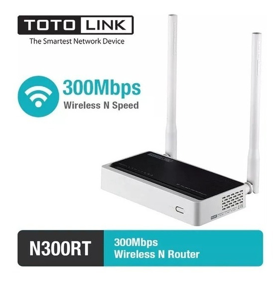 Roteador Sem Fio Wireless N300rt 300mbps Wifi Wireless