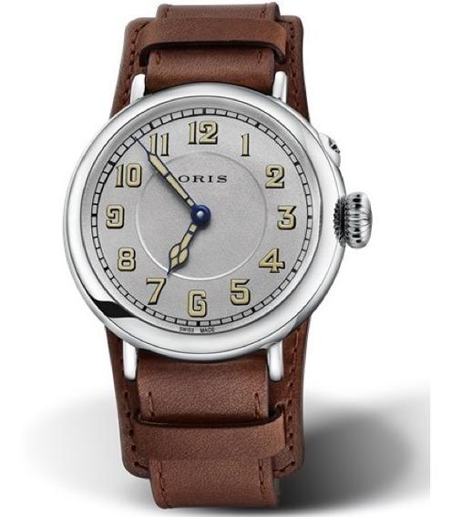 Relógio Oris 01 732 7736 4081-set Ls Big Crown 1917 Limited
