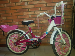 Bicicleta Rod 16 Nena Marca Necchi