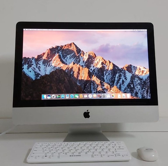iMac Mc309ll/a 21.5 Core I5 2.5 4gb Hd-500gb / Não Enviamos
