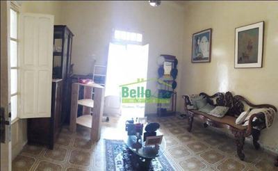 Casa Residencial À Venda, Santo Amaro, Recife. - Ca0131