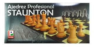 Ajedrez Profesional Staunton 160 Envio Full