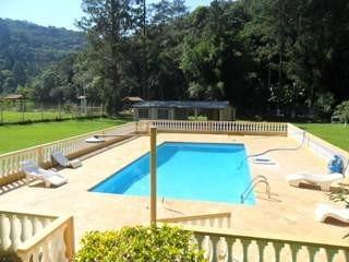 Itapecerica D Serra Chácara/piscina/quiosque/poço Ref 02708