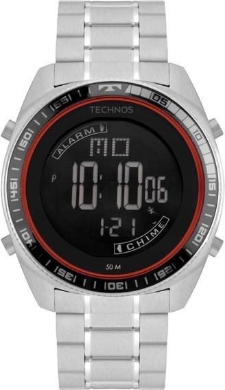 Relógio Technos Masculino Performance Racer Bj3373ab/1p