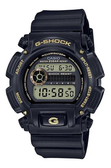 Relógio Masculino Casio G-shock Dw-9052gbx-1a9dr - Preto