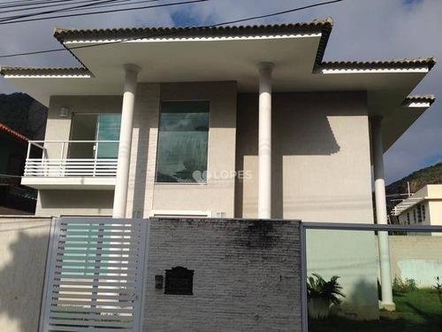 Imagem 1 de 13 de Casa Com 5 Dormitórios À Venda, 400 M² Por R$ 3.000.000,00 - Itacoatiara - Niterói/rj - Ca17990