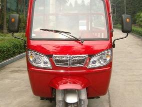 Motocarro Caja Chica Sunl 200 Cc Con Cabina Para Carga