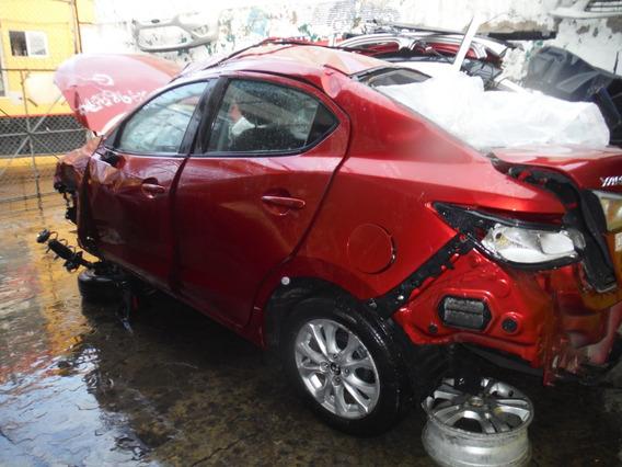 Toyota Yaris 2016 Por Partes Desarmo Refacciones Piezas