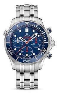 Reloj Omega Seamaster Divers Coaxial 44m Ceramica
