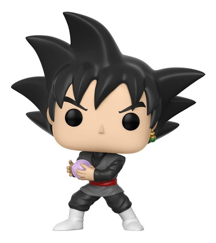Figura Muñeco Funko Pop Dragon Ball Super Goku Black 314