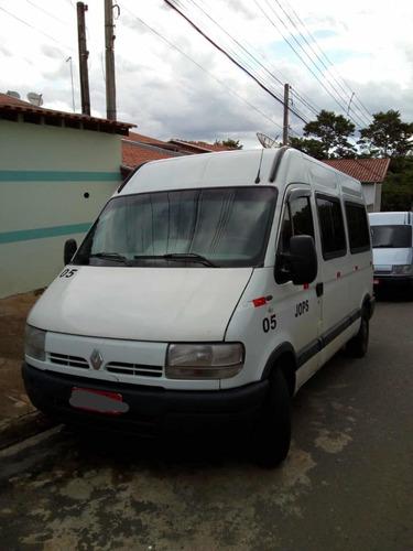 Renault Master 2.5 Dci 16v115v 16l