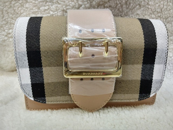 Bolsa Burberry Madison Bege