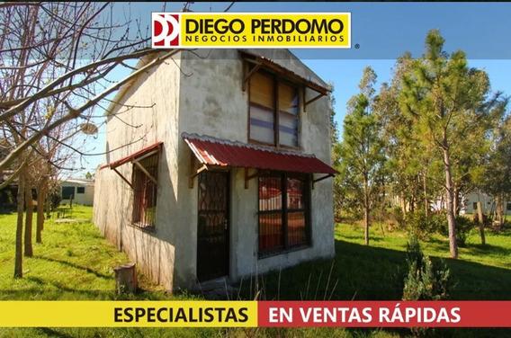 Casa En Venta, 2 Dormitorios, Balneario Kiyú,uruguay