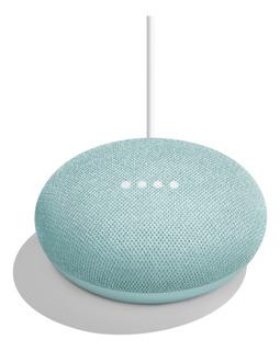 Google Home Mini, Altavoz Inteligente Con Google Assistant,