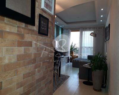 Apartamento Para Venda No Bonfim Em Campinas - Imobiliária Em Campinas - Ap02753 - 33554043