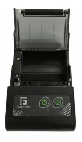 Impressora Bluetooth Portatil 80mm Cupom Pedido Cod Barra