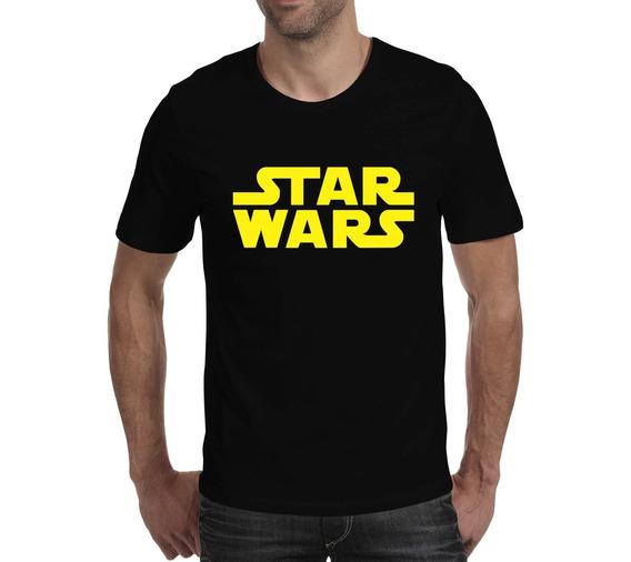 Camiseta Star Wars - Preta