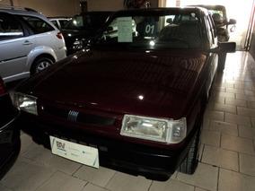 Fiat Uno 1.0 Mpi Mille Smart 8v 2001 Bordo Gasolina