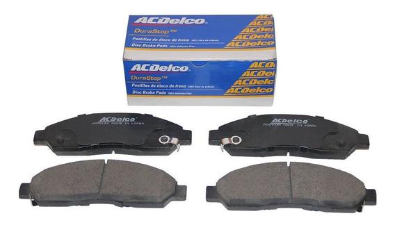 Pastillas Freno Chevrolet Colorado 2004-2008 Acdelco