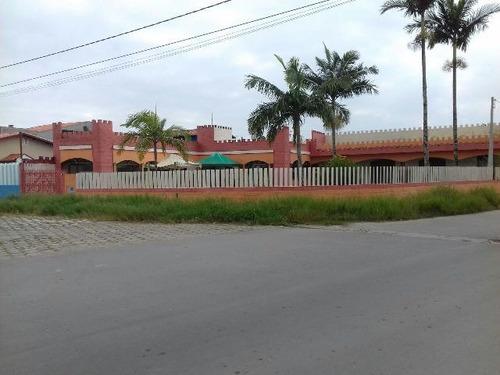 Imóvel Comercial No Jardim Grandesp 400m Da Praia Co013